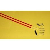 "Sullivan Products Gold-N-Flex, 2mm, Nylon, 48"""