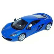 Scalextric C3297 McLaren MP4-12C 1:32 Scale Slot Car