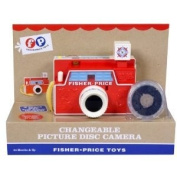 Basic Fun Inc Fisher Price Changeable Picture Disk Camera