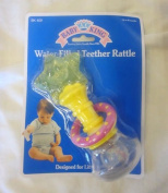 Baby King Water Filled Teether Rattle Colours and Shape of Rattle May Vary Designed for Little Hands