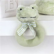 Bearington Baby - Lil' Froggy Rattle