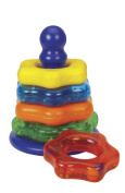 Stacking Rings and Rattles