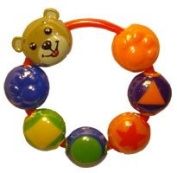 Fisher Price Teether Beads Multiple Textures