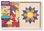 Pattern Blocks and Boards -