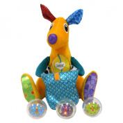 Lamaze Jumpin Joey'S Fill & Spill Developmental Toy