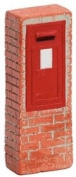 Hornby R8763 00 Gauge Skaledale Letter Box x 2 Street Life Collection