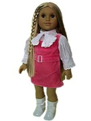 Julie's Pink Power Outfit for American Girl 46cm Dolls