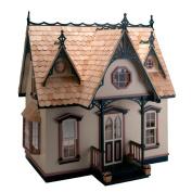 Greenleaf Orchid Dollhouse Kit - 2.5cm Scale