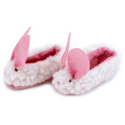 Fibre-Craft Springfield Collection Bunny Slippers