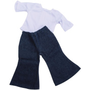 Springfield Collection Blue Jean Outfit