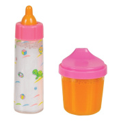 All About Baby Doll Bottle and Juice Cup
