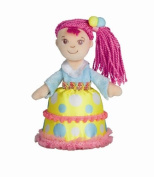 Manhattan Toy Cutie Cakes Bubble Gum Bitsy Cupcake from Manhattan Toy, Convert From Yummy Cupcake into a Sweet Doll