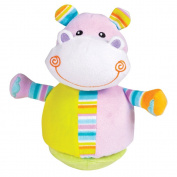 All About Baby Infant Roly Poly Hippo