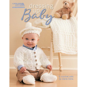 Leisure Arts 439519 Leisure Arts-Dressing Up Baby 5 Sets To Crochet