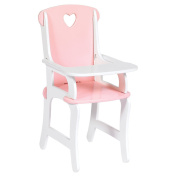 All About Baby Doll High Chair