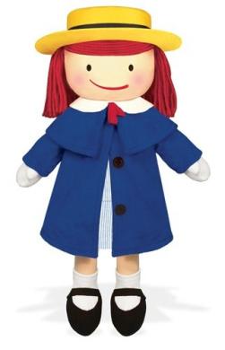 Madeline 41cm Soft Doll