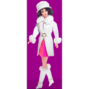 Barbie Collector Gold Label - Red, White & Warm Barbie