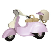 Our Generation Doll Scooter - Lilac