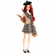 Mattel Barbie Dolls Of The World Scotland