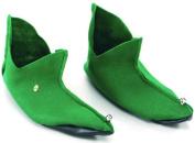 Elf/Pixie Shoes Felt. Green [Toy]