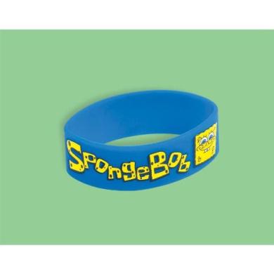 SpongeBob Rubber Bracelet
