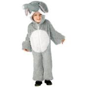Child Ultimate Plush Elephant Costume Size Small 3-5 years