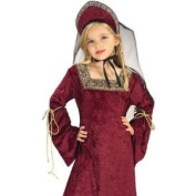 Girl.s Lady Of The Palace Costume Rubies 882490, Small