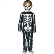 Scary Skeleton Costume - Toddler Sized Jumpsuit