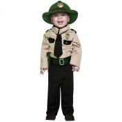 Rasta Imposta 32456 Future Trooper Toddler Costume Size 3-4T