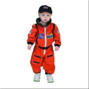 Jr. Astronaut Suit Orange Toddler Costume