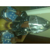 Metallic Knight Helmet
