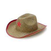 Child Straw Cowboy Hat - Western Wear (8) Party Supplies