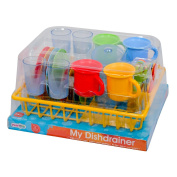Playgo 30 Piece My Dishdrainer and Dishes