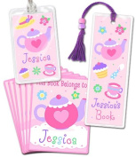 Olive Kids Personalised Lil' Readers Kit Tea Party