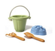 Frontier Natural Products Co-op 225303 Green Toys Outdoor Play Sand Play Set - plus  .