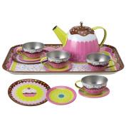 Alex Yummy Tin Tea Set