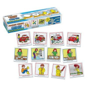 Patch Products 750 Story Sequencing Wall Pocket Chart Card Set