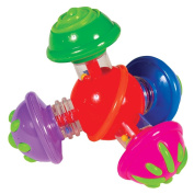 All About Baby Infant Twist 'N' Turn Tumble Ball