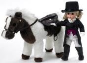 Madame Alexander, Elegant Equestrian, Americana Collection - 20cm