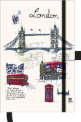London: Travel Journal Small