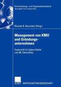 Management Von Kmu Und Grundungsunternehmen [GER]