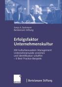 Erfolgsfaktor Unternehmenskultur [GER]