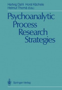 Psychoanalytic Process Research Strategies