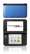Nintendo 3DS XL Console Blue