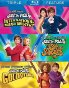 Austin Powers Collection [Regions 1,4] [Blu-ray]