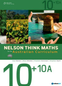 Nelson Think Maths for the AC 10+10A Student Book plus Access Card for  4 Years
