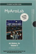 New Myartslab with Pearson Etext -- Standalone Acess Card -- For Art History