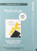 New Myartslab Without Pearson Etext -- Standalone Access Card -- For Janson's Basic History of Western Art