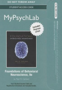 NEW MyPsychLab with Pearson eText -- Standalone Access Card -- for Foundations of Behavioral Neuroscience