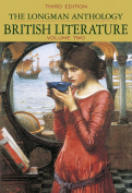 Longman Anthology of British Literature, Volume 2a-C Plus New Myliteraturelab -- Access Card Package